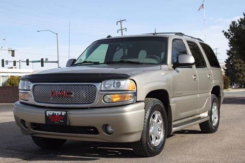 2003 GMC Yukon for sale at Motor City Idaho in Pocatello ID