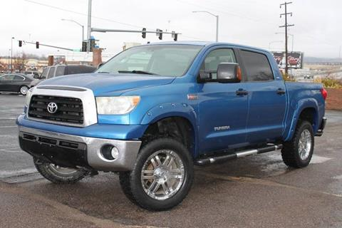 2007 Toyota Tundra for sale at Motor City Idaho in Pocatello ID