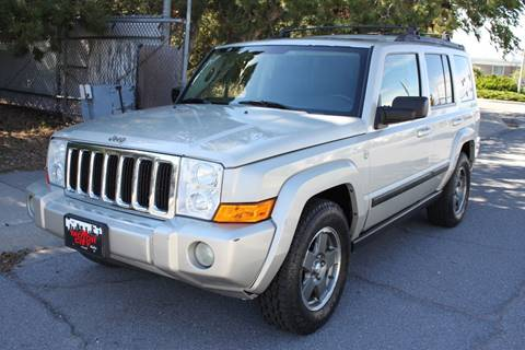 2008 Jeep Commander for sale at Motor City Idaho in Pocatello ID