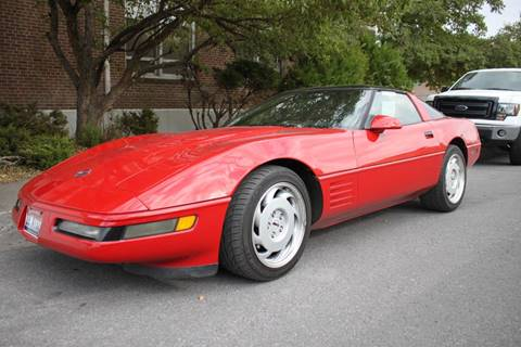 1991 Chevrolet Corvette for sale at Motor City Idaho in Pocatello ID