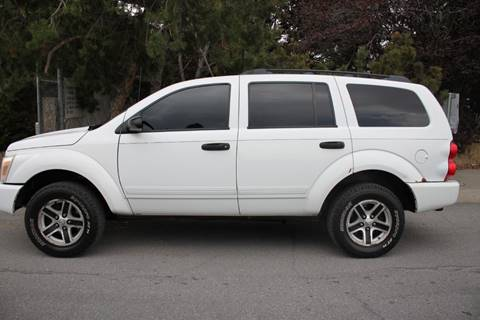 2004 Dodge Durango for sale at Motor City Idaho in Pocatello ID