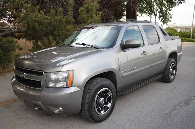 2009 Chevrolet Avalanche for sale at Motor City Idaho in Pocatello ID