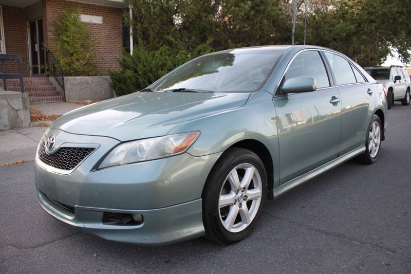 2007 Toyota Camry for sale at Motor City Idaho in Pocatello ID