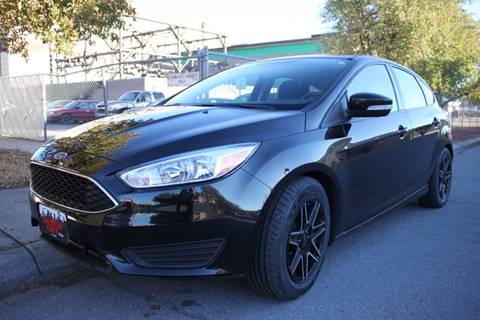 2015 Ford Focus for sale at Motor City Idaho in Pocatello ID