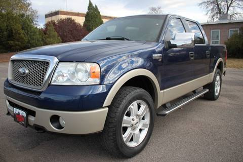 2007 Ford F-150 for sale at Motor City Idaho in Pocatello ID