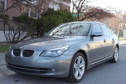 2008 BMW 5 Series for sale at Motor City Idaho in Pocatello ID
