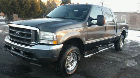 2003 Ford F-250 Super Duty for sale at Motor City Idaho in Pocatello ID