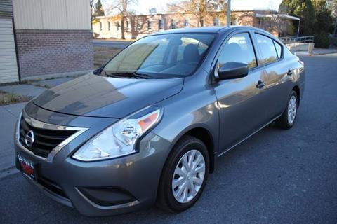 2016 Nissan Versa for sale at Motor City Idaho in Pocatello ID