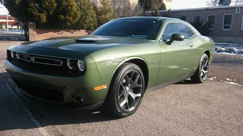 2018 Dodge Challenger for sale at Motor City Idaho in Pocatello ID