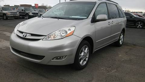 2006 Toyota Sienna for sale at Motor City Idaho in Pocatello ID