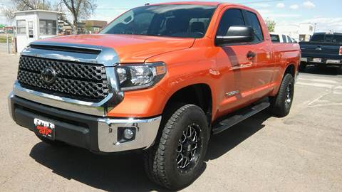2018 Toyota Tundra for sale at Motor City Idaho in Pocatello ID