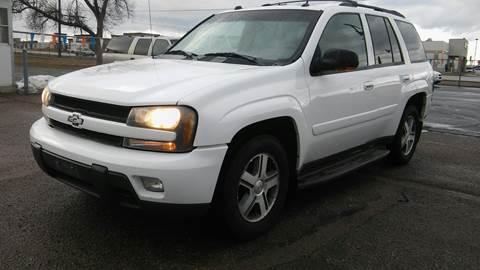 2005 Chevrolet TrailBlazer for sale at Motor City Idaho in Pocatello ID