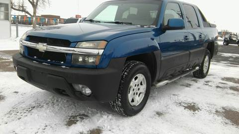 2003 Chevrolet Avalanche for sale at Motor City Idaho in Pocatello ID