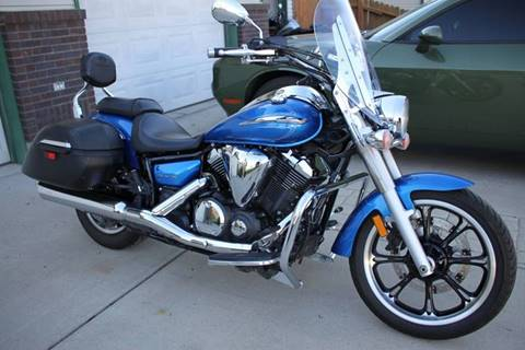 2012 Yamaha V-Star for sale at Motor City Idaho in Pocatello ID
