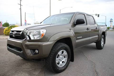 2013 Toyota Tacoma for sale at Motor City Idaho in Pocatello ID