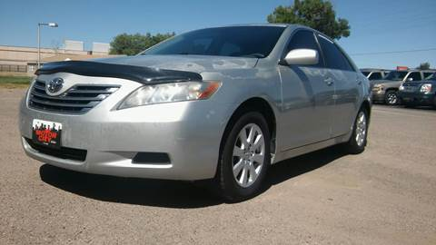 2007 Toyota Camry Hybrid for sale at Motor City Idaho in Pocatello ID