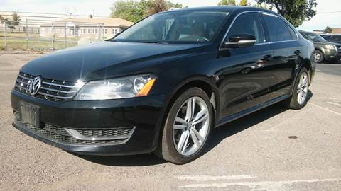 2015 Volkswagen Passat for sale at Motor City Idaho in Pocatello ID