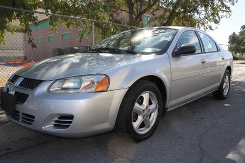 2006 Dodge Stratus for sale at Motor City Idaho in Pocatello ID