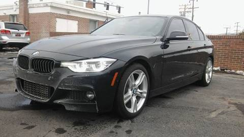2016 BMW 3 Series for sale at Motor City Idaho in Pocatello ID