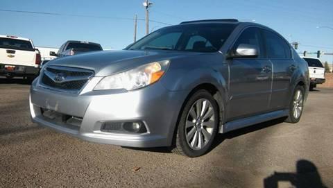 2012 Subaru Legacy for sale at Motor City Idaho in Pocatello ID