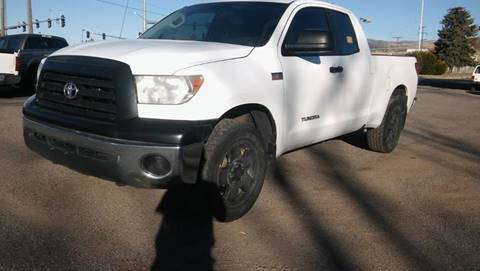 2008 Toyota Tundra for sale at Motor City Idaho in Pocatello ID