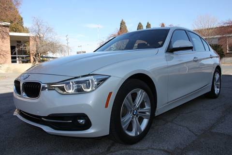 2017 BMW 3 Series for sale at Motor City Idaho in Pocatello ID