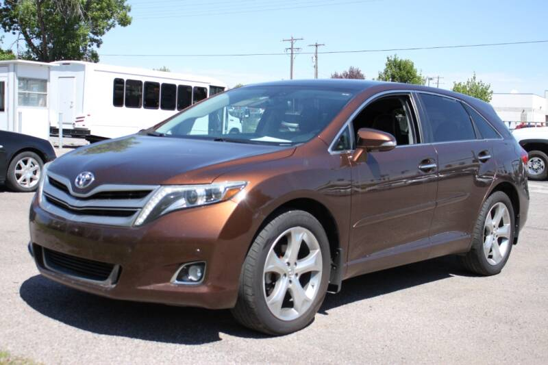 2015 Toyota Venza for sale at Motor City Idaho in Pocatello ID