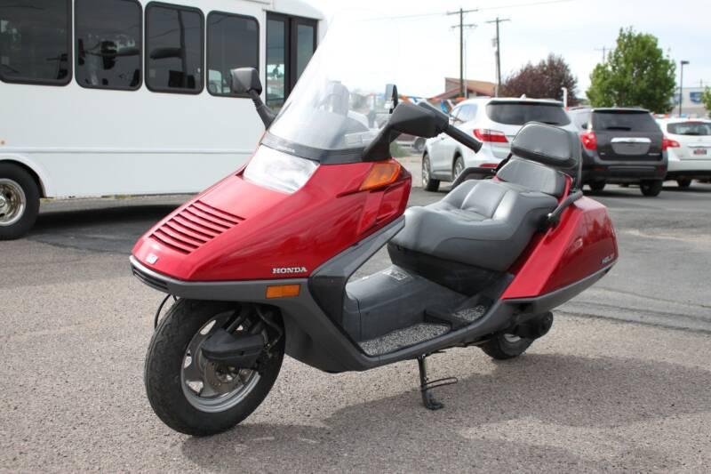 1987 Honda HELIX for sale at Motor City Idaho in Pocatello ID