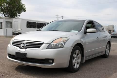 2008 Nissan Altima for sale at Motor City Idaho in Pocatello ID