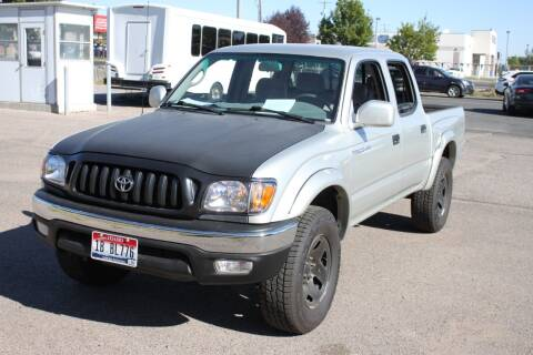 2002 Toyota Tacoma for sale at Motor City Idaho in Pocatello ID