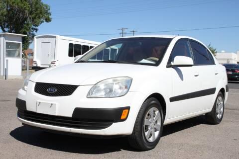 2009 Kia Rio for sale at Motor City Idaho in Pocatello ID