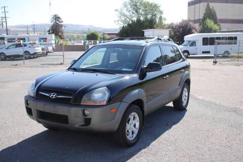 2009 Hyundai Tucson for sale at Motor City Idaho in Pocatello ID