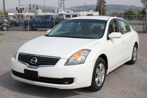 2007 Nissan Altima for sale at Motor City Idaho in Pocatello ID