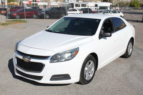 2016 Chevrolet Malibu Limited for sale at Motor City Idaho in Pocatello ID