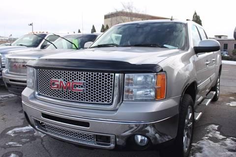 2007 GMC Sierra 1500 for sale in Pocatello, ID