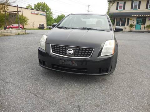 2009 Nissan Sentra for sale at Galaxy Auto LLC in Millersville MD