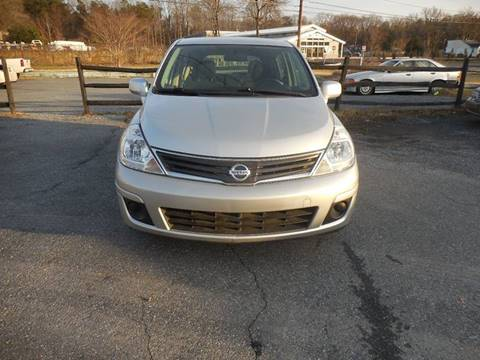 2011 Nissan Versa for sale at Galaxy Auto LLC in Millersville MD