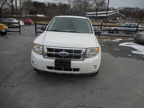2008 Ford Escape for sale at Galaxy Auto LLC in Millersville MD