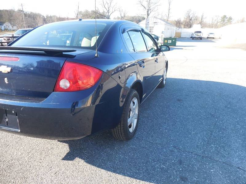 2008 Chevrolet Cobalt for sale at Galaxy Auto LLC in Millersville MD