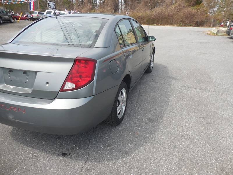 2006 Saturn Ion for sale at Galaxy Auto LLC in Millersville MD