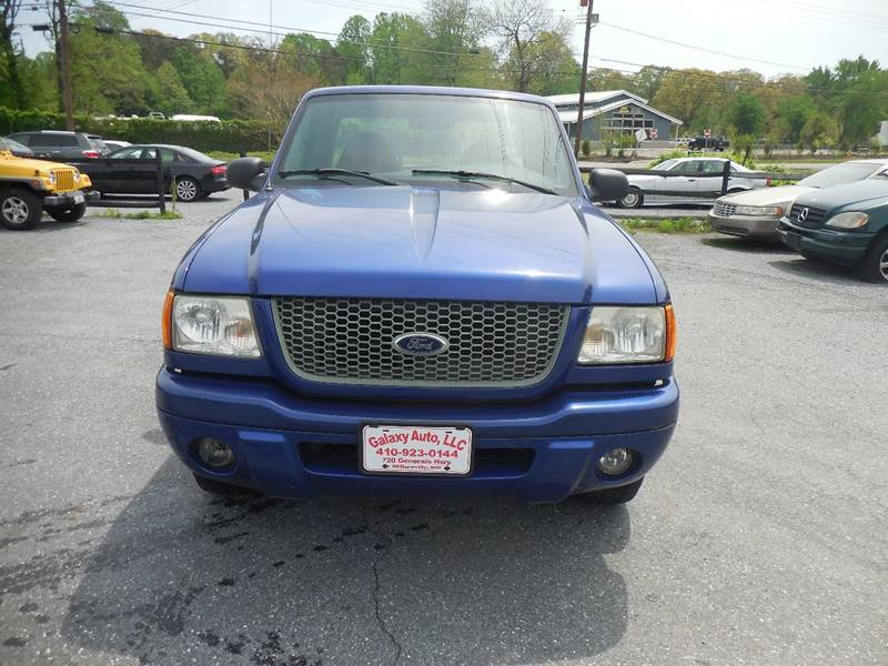 2003 Ford Ranger for sale at Galaxy Auto LLC in Millersville MD