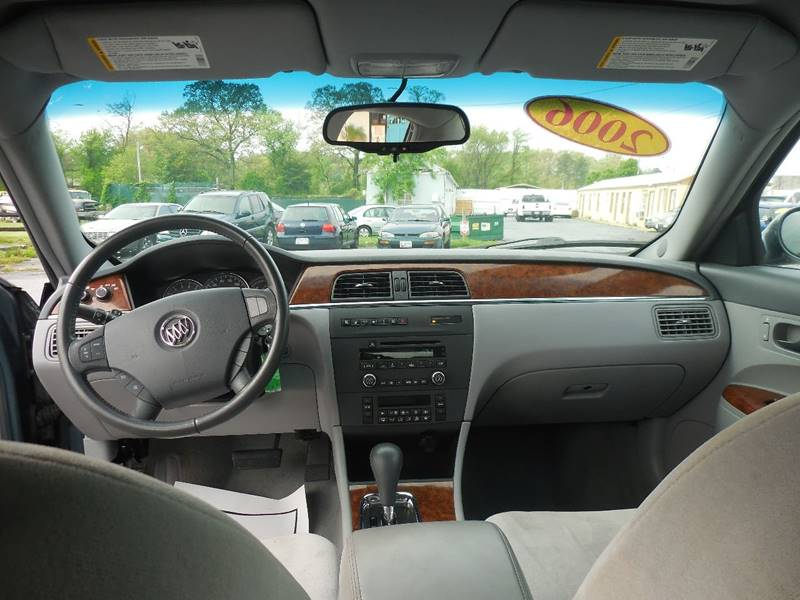 2006 Buick LaCrosse for sale at Galaxy Auto LLC in Millersville MD