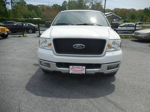 2005 Ford F-150 for sale at Galaxy Auto LLC in Millersville MD