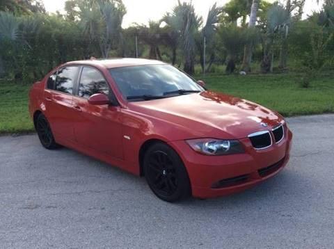 2007 BMW 3 Series for sale in Pompano Beach, FL