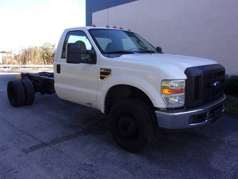 2008 Ford F-350 Super Duty for sale in Pompano Beach, FL