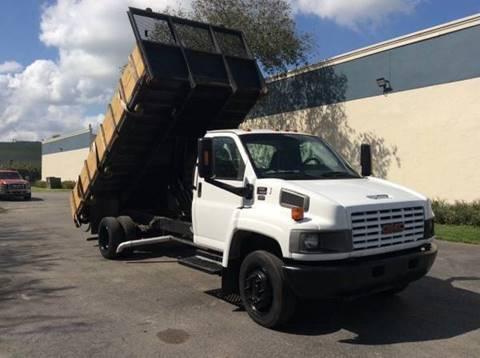 2003 GMC TOPKICK for sale in Pompano Beach, FL