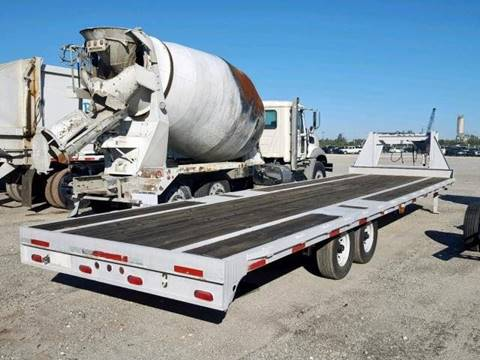 2007 IMPE 14,000 IMPE GVW HOWLING TRAILER for sale in Pompano Beach, FL