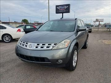 2005 Nissan Murano for sale in Gulfport, MS
