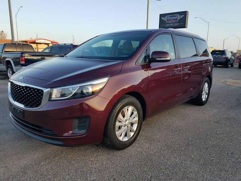 sold ontario lx inventory van for kia sedona sale in new sarnia passenger