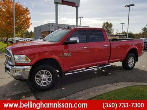 2014 RAM Ram Pickup 3500 for sale in Bellingham, WA